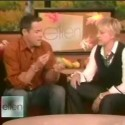 Jeff Corwin on The Ellen DeGeneres Show