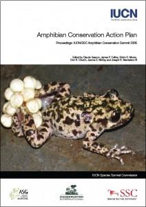 Amphibian Conservation Action Plan