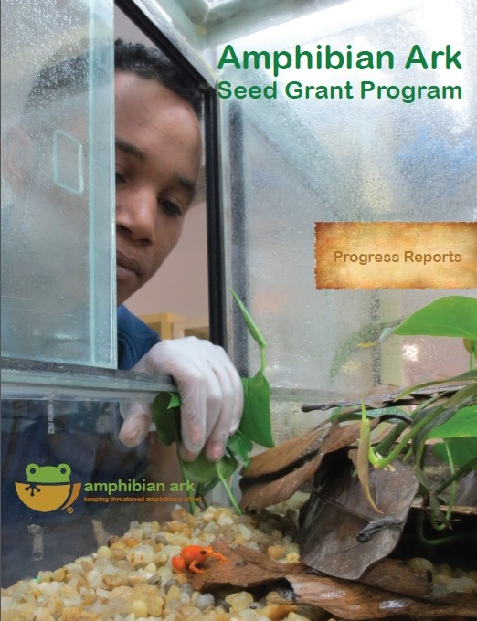 Seed Grant report