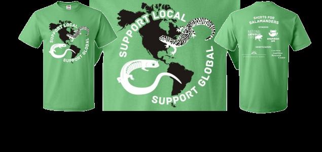 salamander-t-shirts