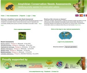 online Conservation Needs Assessments