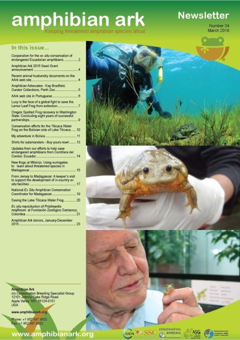 AArk newsletter 34