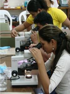 Panama husbandry workshop 2013