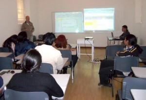 Bolivian assessment workshop
