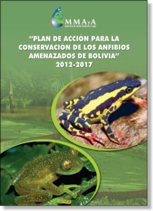 Bolivian Amphibian Action Plan