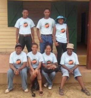 Association Mitsinjo frog team