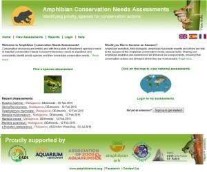 online Conservation Needs Assessments